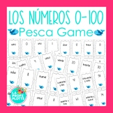 Spanish Numbers 0-100 Pesca (Go Fish) Game | Spanish Review Game