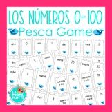 Spanish Numbers 0-100 Pesca Game | Los Números 0-100 | Spa