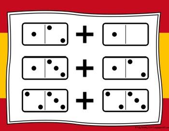 Present the Spanish Numbers 1-10 /0-10 | Los números 1-10/0-10 español