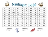 Spanish Numbers 1-100  Activity (Naufragio)
