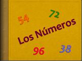 Spanish Numbers 1-100 Powerpoint Activities