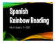 Spanish Numbers 1-100 Stations