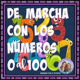 Spanish Numbers  * Carrusel: De Marcha con los Números 0 al 100 * A Carrousel