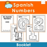 My Spanish Numbers Workbook (1-10)