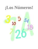 Spanish Numbers Fun!