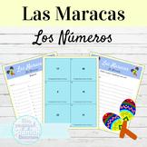 Spanish Numbers Game Las Maracas Los Números 0-100