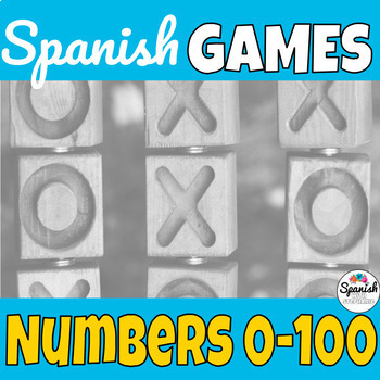 Spanish Numbers: Tic-Tac-Toe Game