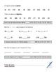 Spanish Numbers Quiz (Números)