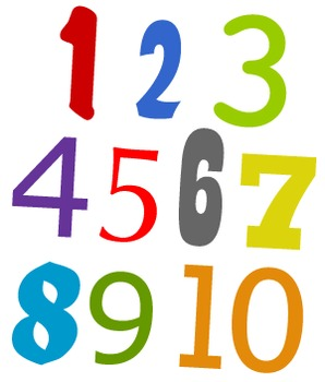 Spanish Numbers Song 1-10 by Becky Yates