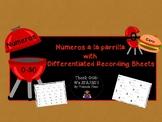 Spanish Numbers to 30/ Números a 30 en Español
