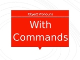 Spanish Object Pronouns with Commands