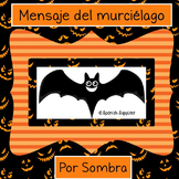Spanish October Message - Morning Work
