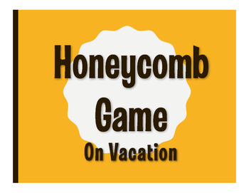 Spanish On Vacation Honeycomb