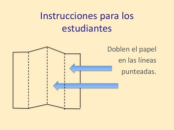 Spanish One Interactive Notebook Activities for Regular Verbs