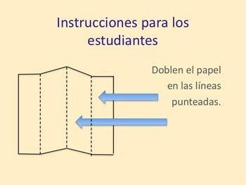 Spanish Regular Verbs Interactive Notebook Activities