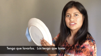 Spanish One and Two Videos for Comprehensible Input