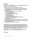 Spanish Open House Letter