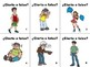 Spanish Opposite Adjectives Flash Cards