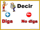 Spanish Oral Drills for Commands Powerpoint