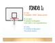 Spanish Ordinal Numbers Basketball