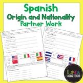 Spanish Origin and Nationality Partner Work