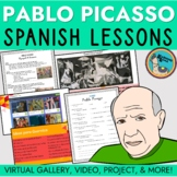 Spanish Pablo Picasso Art Mini Unit