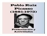 Spanish Pablo Picasso Presentation