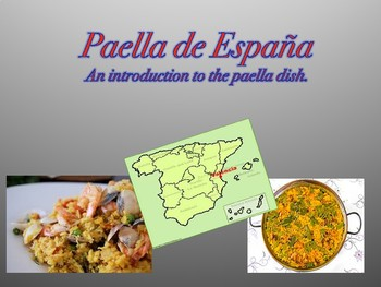 Spanish Paella: An Introduction