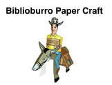 Biblioburro Spanish Paper Craft