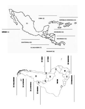 Spanish Partner Maps