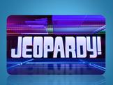 Spanish Parts of Speech Jeopardy