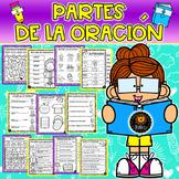 Spanish: Parts of Speech (Partes de la Oración)