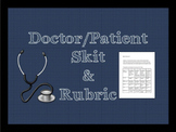 Spanish Parts of the Body Doler Sentirse Doctor Patient Sk