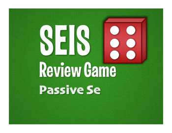 Spanish Passive Se Seis Game