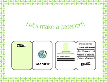 Spanish Passport