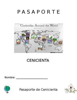Spanish Passport (Fairytales) Pasaporte