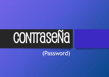 Spanish Password Circumlocution Games