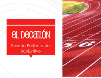 Spanish Past Perfect Subjunctive Decathlon