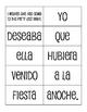 Spanish Past Perfect Subjunctive Sentence Mixer