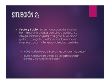 Spanish Past Subjunctive If Clause Situations