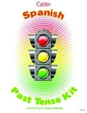 Spanish Past Tense Kit - Digital Files