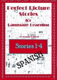 Spanish Perfect Picture Stories for Excellent Writing (1-4)