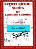 Spanish Perfect Picture Stories for Excellent Writing (33-36)