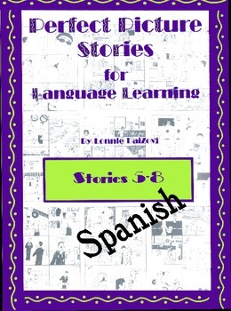 Spanish Perfect Picture Stories for Excellent Writing (5-8)