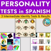 Spanish Personality Tests Lesson