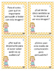 Spanish Persuasion Media Texts Author's Purpose Cards with