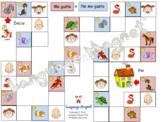 Spanish Pet Opinions Board Game