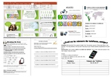 Spanish Phone Number Full Lesson Plan - ¿Cuál es tu número