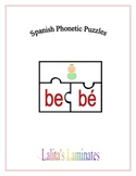 Spanish Phonetic Puzzles