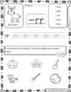 Spanish Phonics Book Set # 7: Letras r &-rr